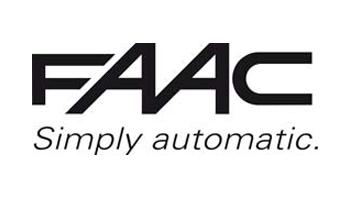 Logo unseres Partners FAAC
