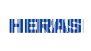 Logo unseres Partners Heras